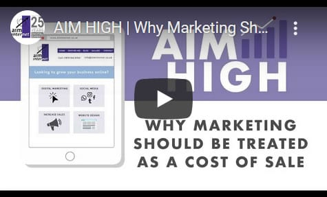 Why Marketing Should be Treated as a Cost of Sale