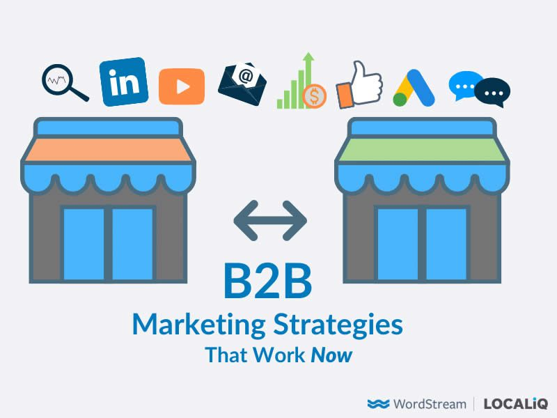 19 Powerful B2B Marketing Strategies That Work Now (Based on NEW Data)