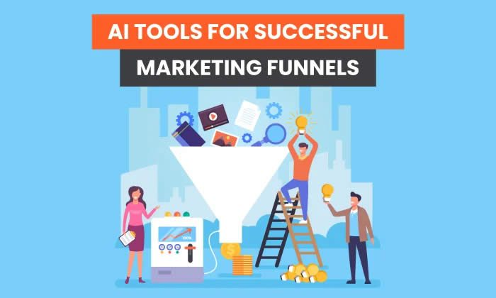 9 AI Tools for Successful Marketing Funnels
